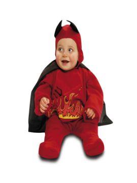 diablillo rojo para bebe