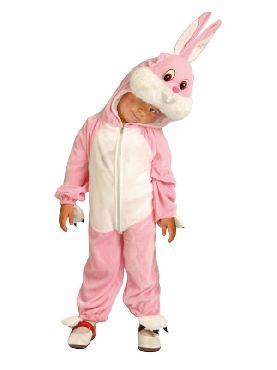 disfraz conejita rosa para bebe