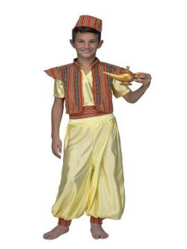 disfraz de aladin para niño