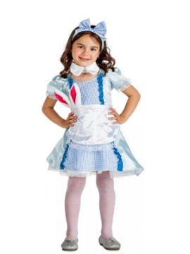 disfraz de alicia maravillas para niña