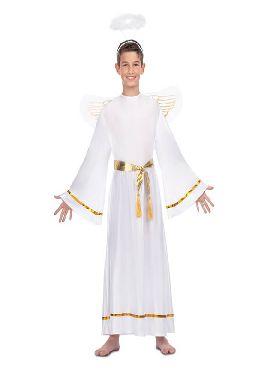 disfraz de angel para infantil