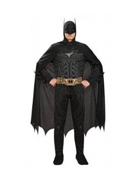 disfraz de batman tdk musculoso hombre