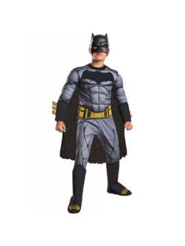 disfraz de batman vs superman para niño
