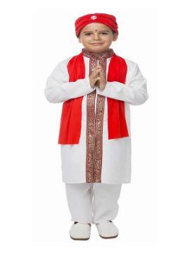 disfraz de bollywood niño