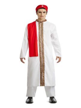 disfraz de bollywood para hombre