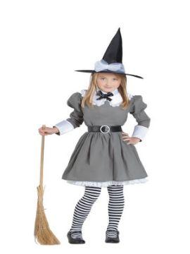 disfraz de bruja del sureste para niña