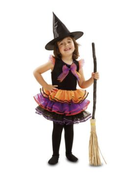 disfraz de bruja fantasia para niña