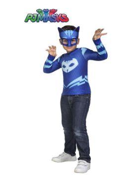 disfraz de catboy de pj masks para niño