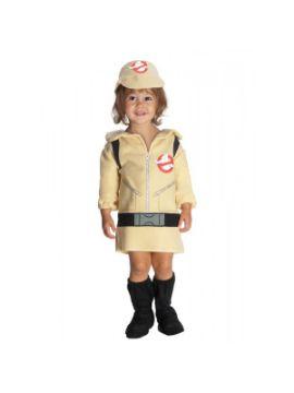 disfraz de cazafantasmas girl para bebe