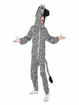 disfraz de cebra para hombre
