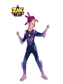 disfraz de cece de zak storm con orejas para niña