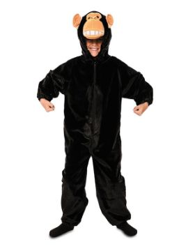 disfraz de chimpance infantil