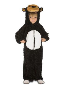 disfraz de chimpance para niño