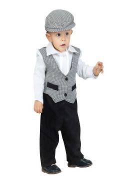 disfraz de chulapo para bebe