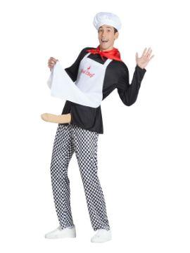 disfraz de cocinero cachondo para hombre