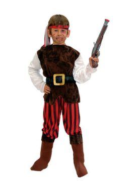 disfraz de corsario para niño