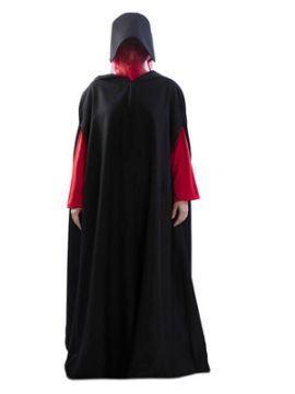 disfraz de criada oscura para mujer