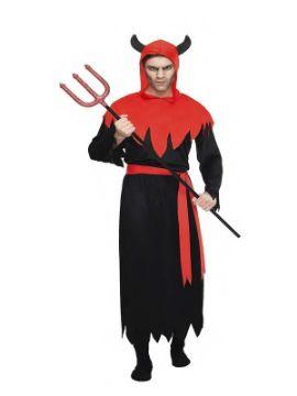 disfraz de demonio ejecutor hombre