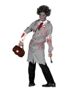 disfraz de doctor del terror hombre