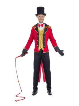 disfraz de domador presentador para hombre