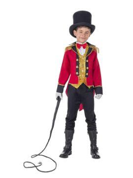 disfraz de domador presentador para niño