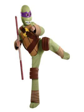 disfraz de donnie tortugas ninja niño