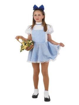 disfraz de dorothy para niña