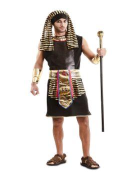 disfraz de egipcio marron para hombre