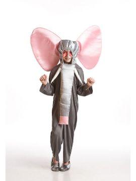 disfraz de elefante gris para infantil