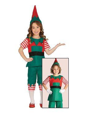 disfraz de elfa barata para niña