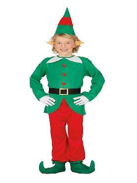 disfraz de elfo barato infantil