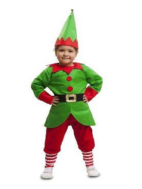 disfraz de elfo divertido niño
