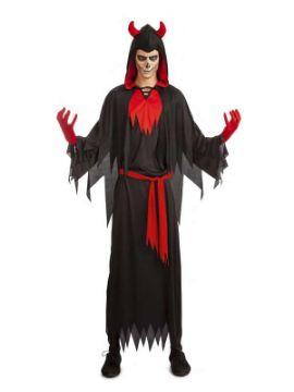 disfraz de emperador infernal hombre