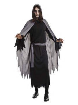 disfraz de espectro guadañas hombre