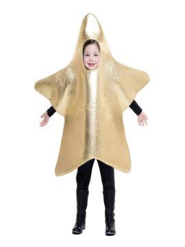 disfraz de estrella belen niño