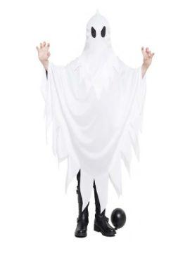 disfraz de fantasma para niño