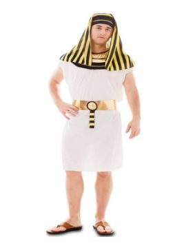 disfraz de faraon para hombre