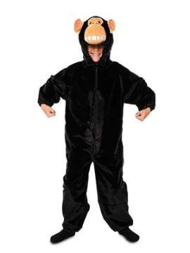 disfraz de gorila para niño