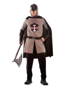 disfraz de guerrero medieval para hombre