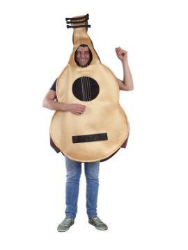 disfraz de guitarra española para hombre