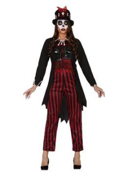 disfraz de hechicera vudu para mujer