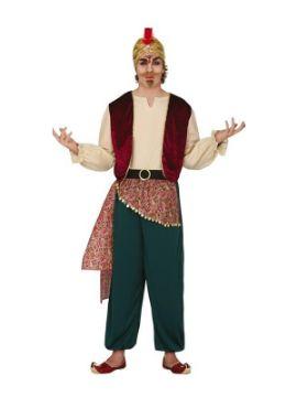 disfraz de hechicero zingaro para hombre