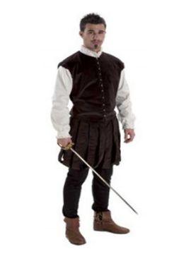 disfraz de caballero hidalgo hombre adulto