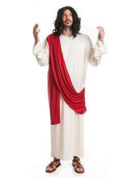 disfraz de jesucristo hombre