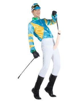 disfraz de jockey con sorpresa para hombre