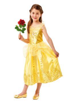 disfraz de la bella y la bestia classic niña
