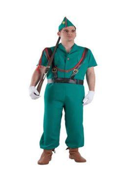 disfraz de legionario español hombre