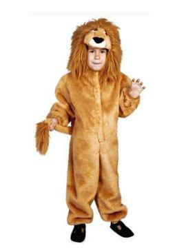 disfraz de leon rey de la selva niño
