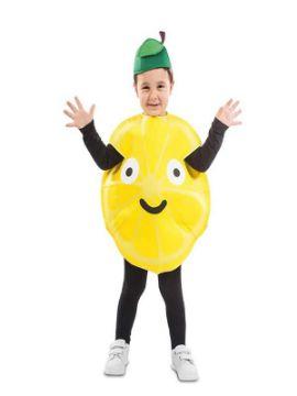 disfraz de limon para infantil