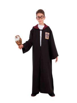 disfraz de mago harry potter niño
